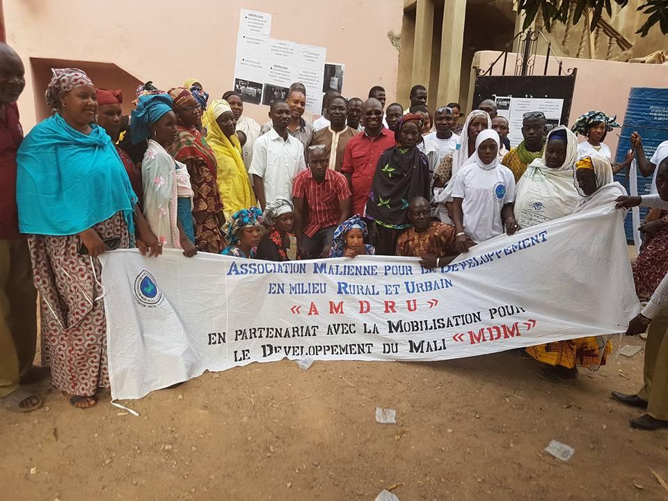 Mobilisation pour le Développement du Mali